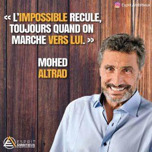 Citations inspirantes sur l'impossible