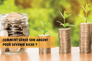 Image presentation - Gérer son argent